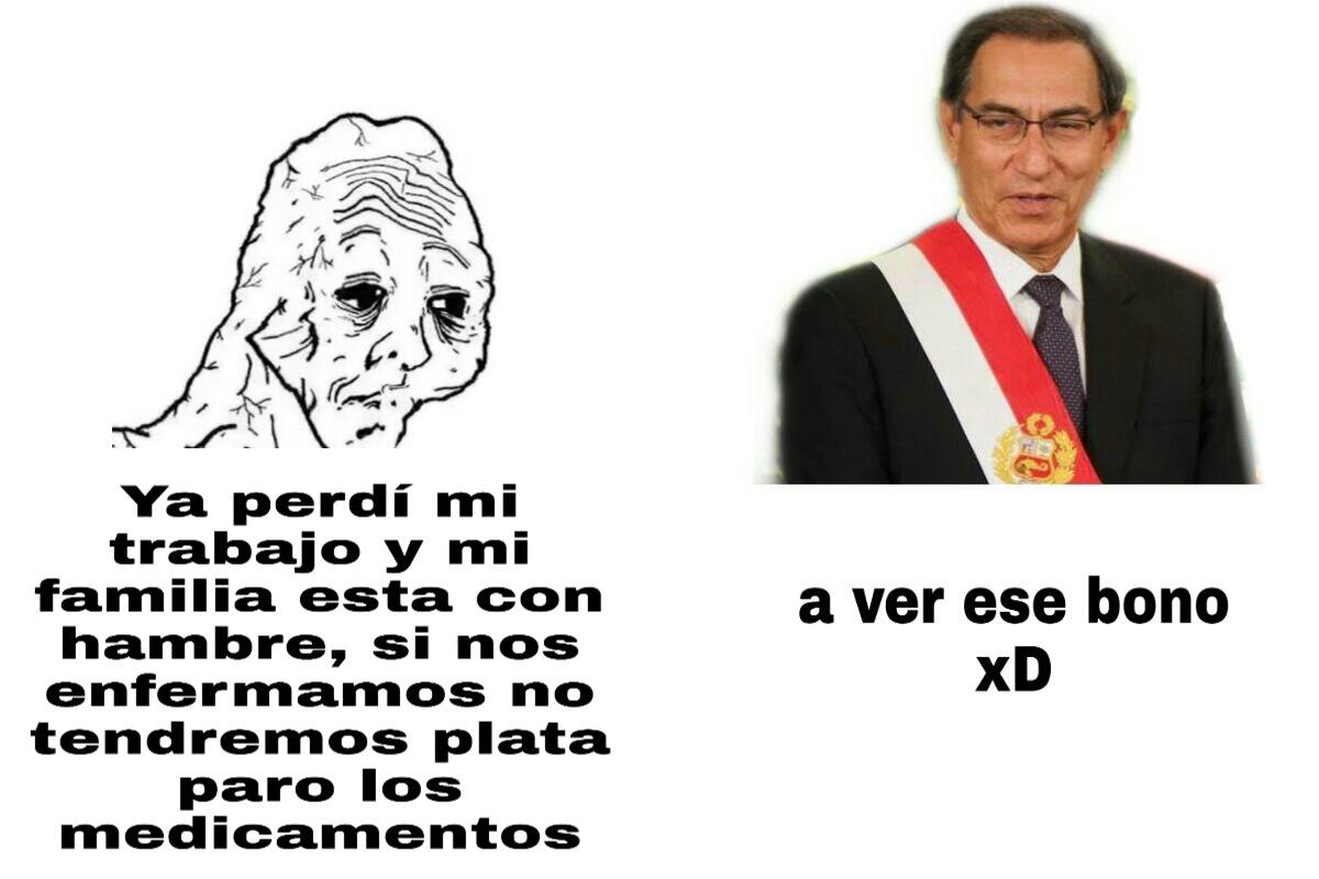 Vizcarra kchero - meme