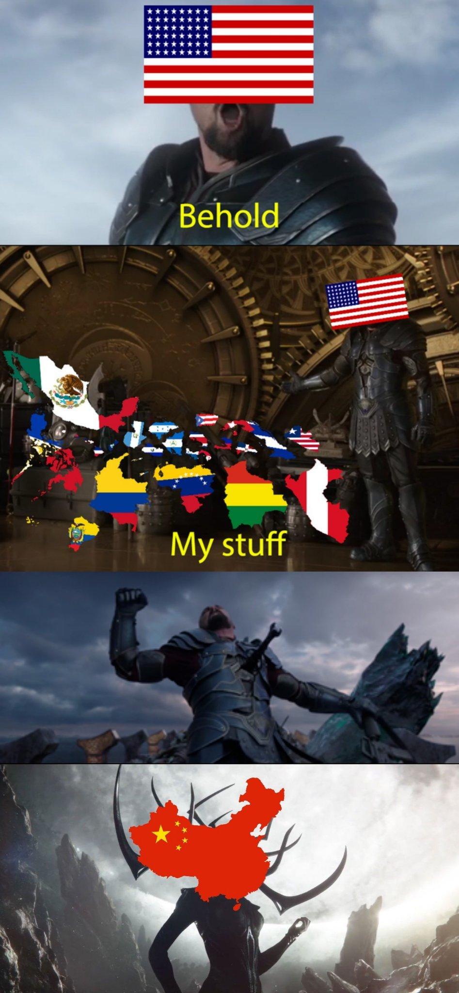 NWO - meme