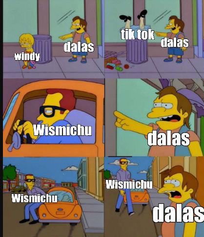 carrera de dalas rusumido - meme