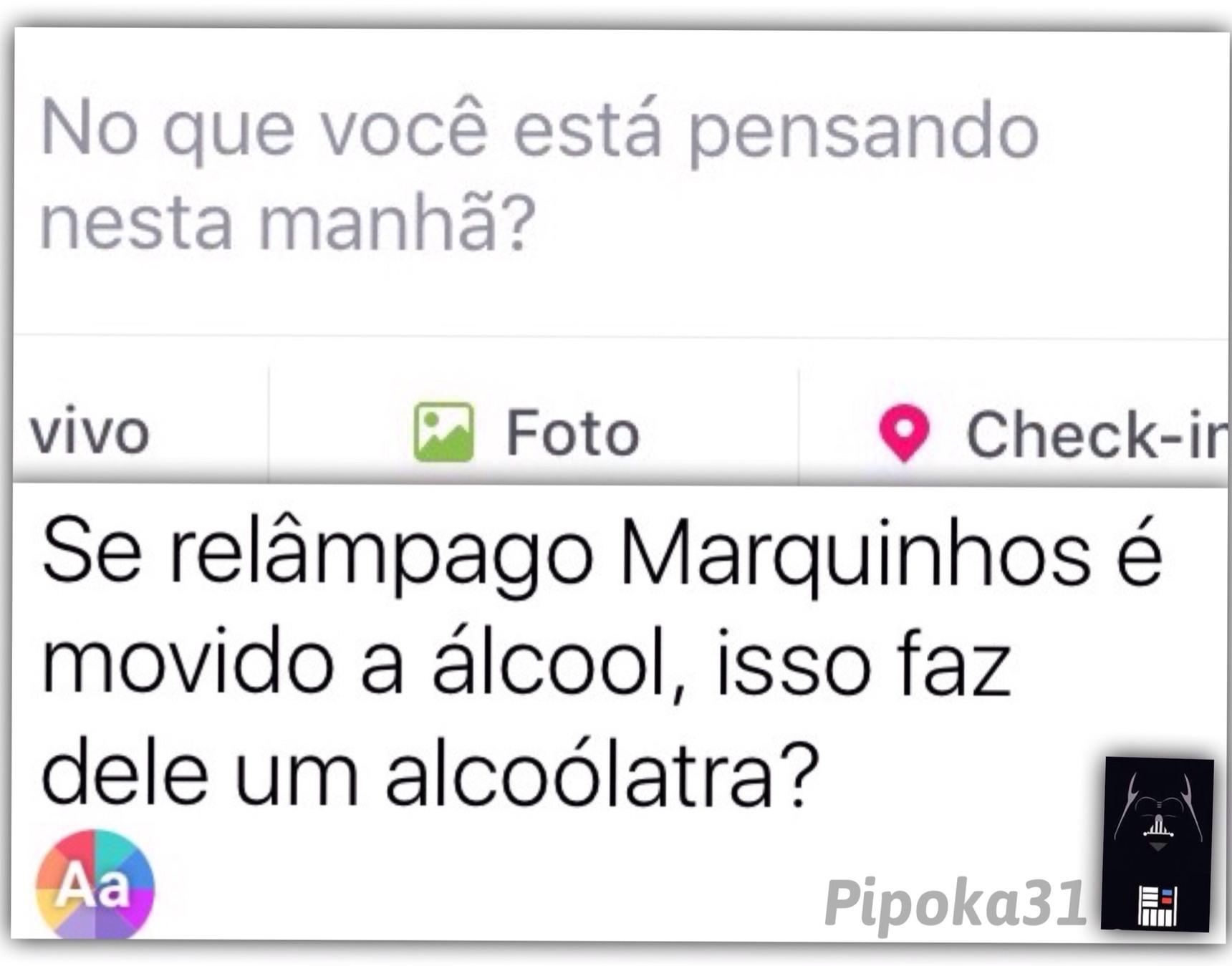 Esquece a Dinoco Marquinhos - meme