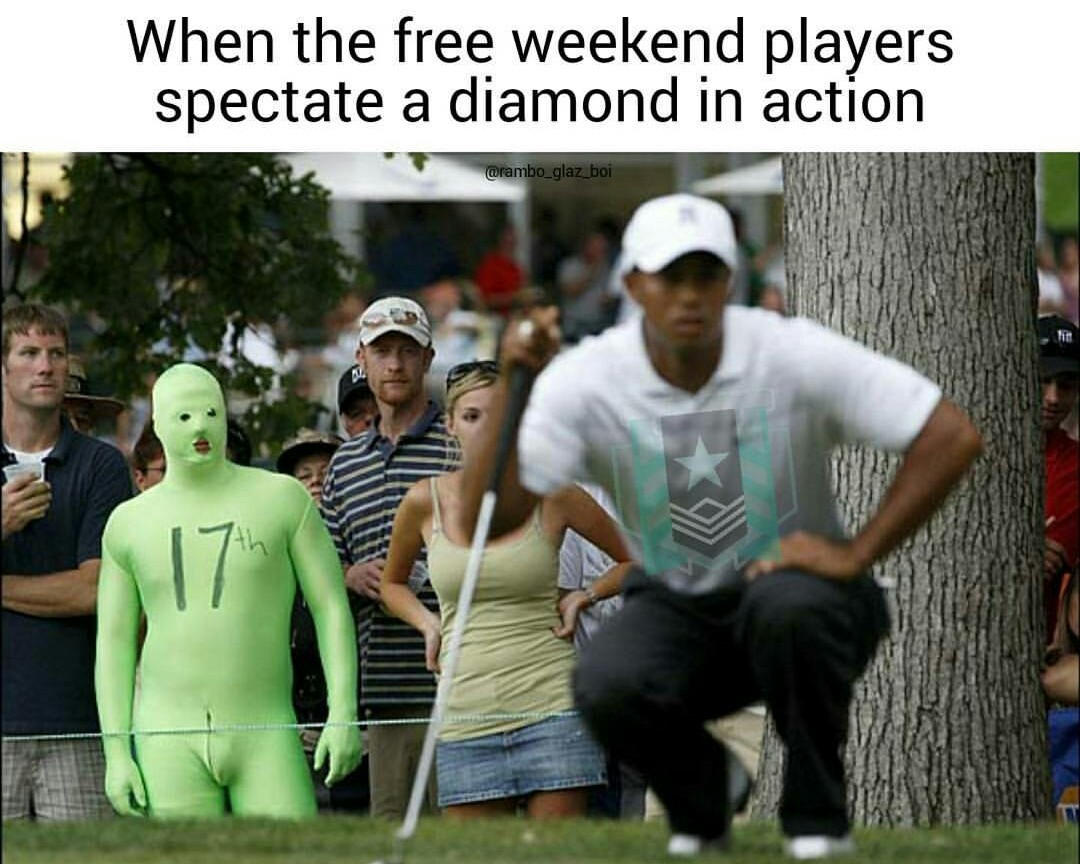 Free weekend noobs - meme