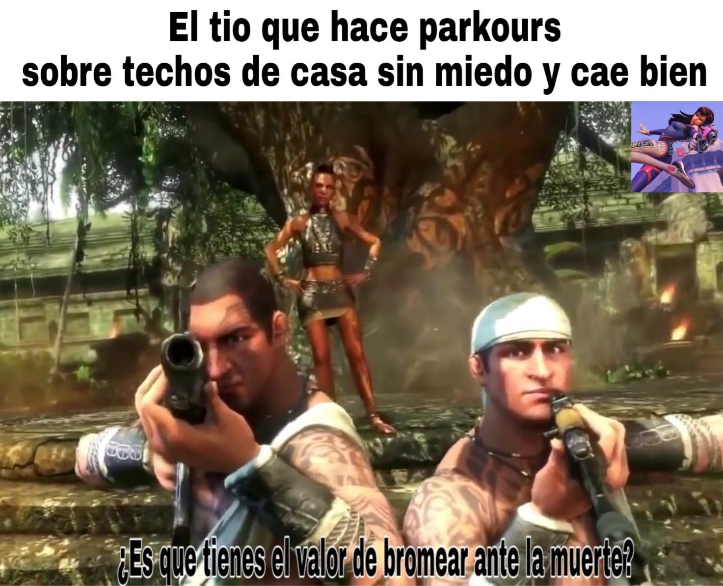 Espero que os gusten mis nuevas plantillas de Far Cry 3:yaoming: - meme