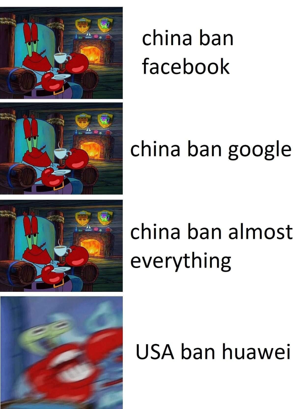 Huawei - meme