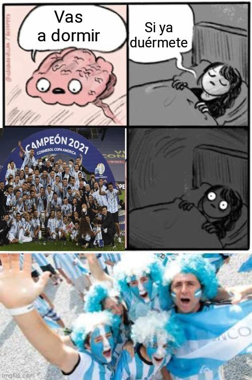 ARGENTINAAAAAAA!!!!!!!!!! - meme