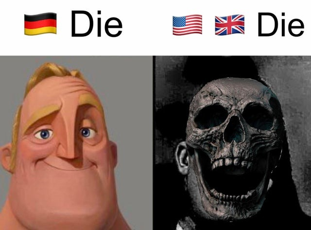 Spooky English - meme
