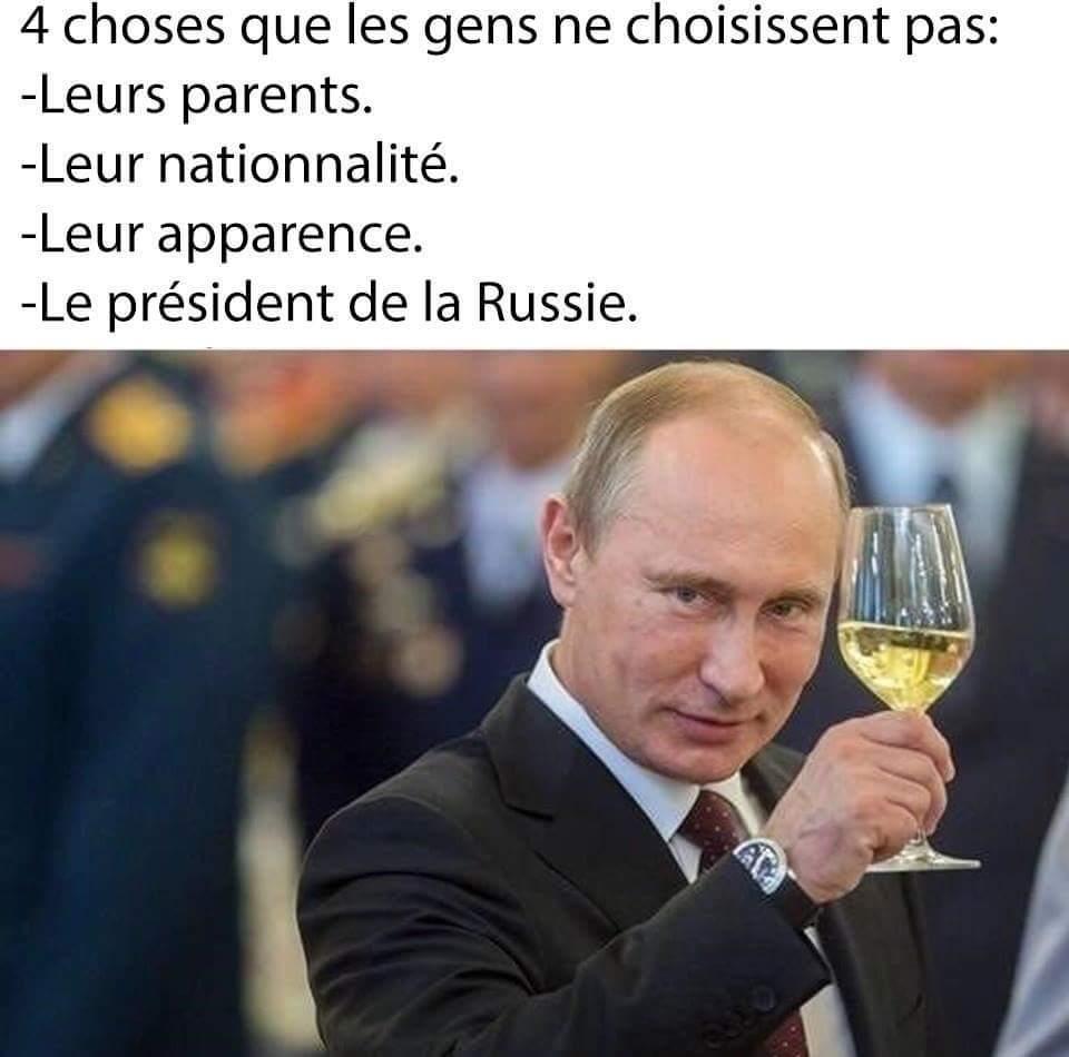 Une démocratie unilatéral - meme
