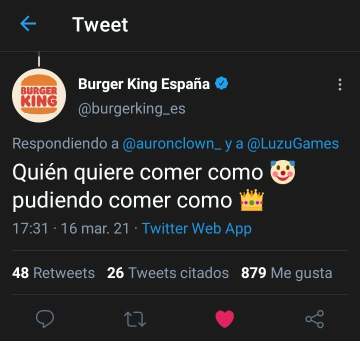 Burger King_Es nuevo rival de KFC_ES? - meme