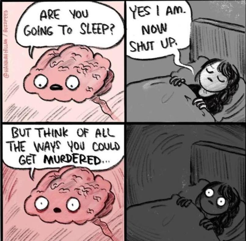 I'm a psychopath - meme