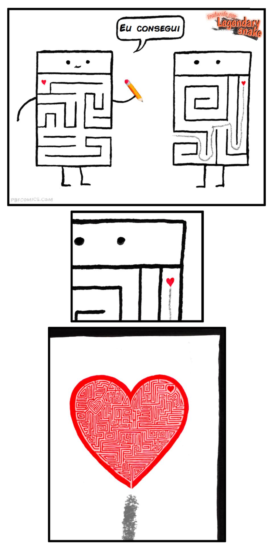 Não é tão fácil assim de entrar no coração de uma pessoa - meme
