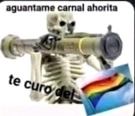Perame carnal - meme