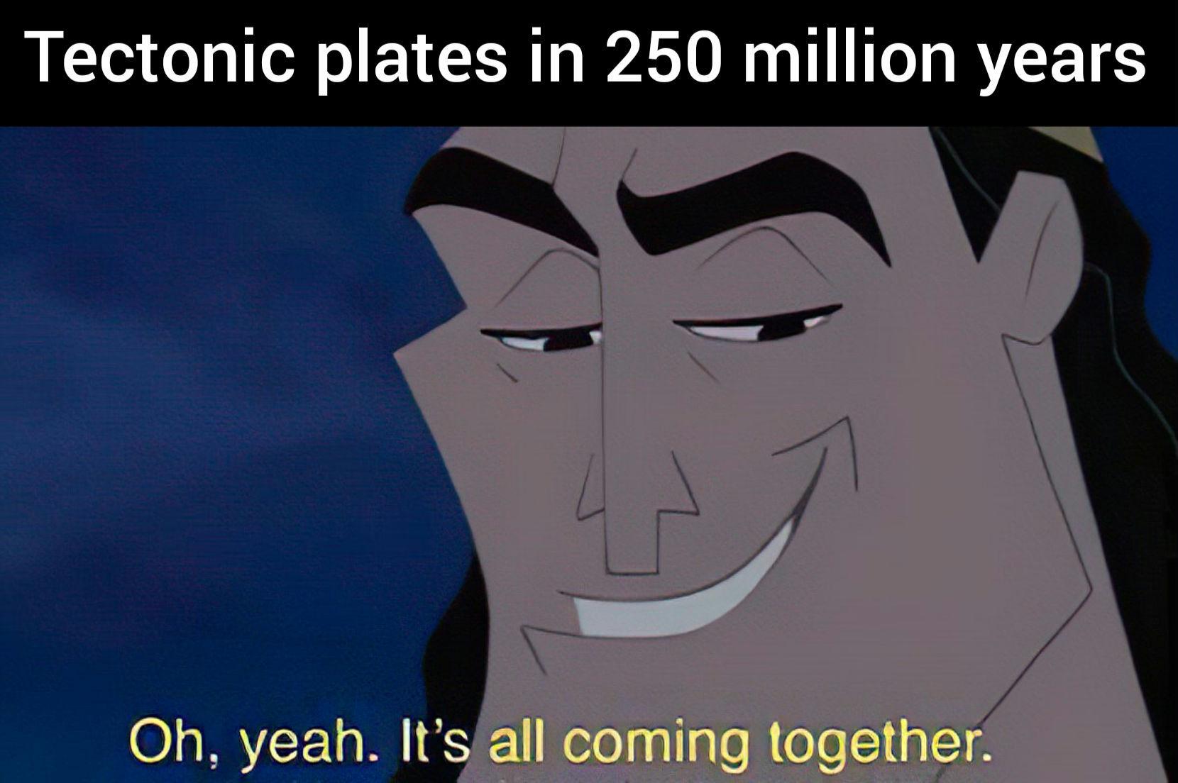 Pangea Proxima - meme