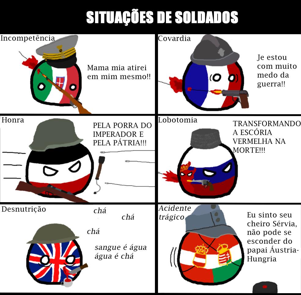 PELO IMPERADOR - meme