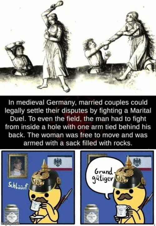 Medieval Germans - meme