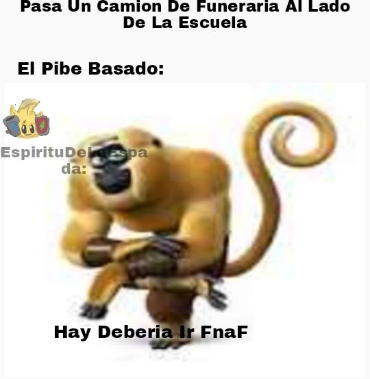 El Pibe Basado - meme