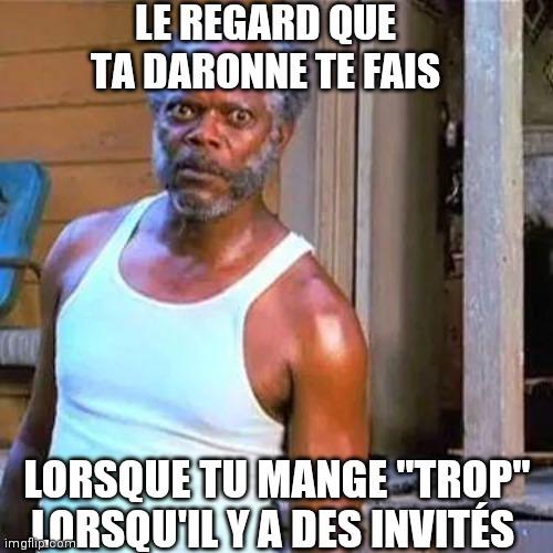 REGARDE TON ÂME BRÛLÉE - meme