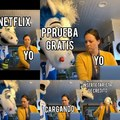 Netflix y sus mamadas acepten plx