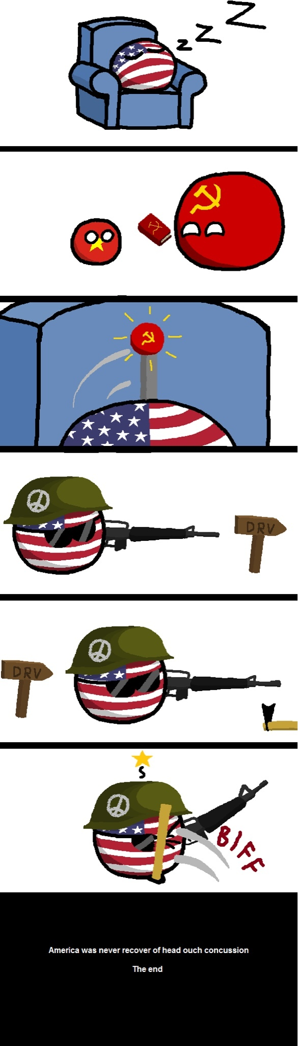 Commie detector - meme