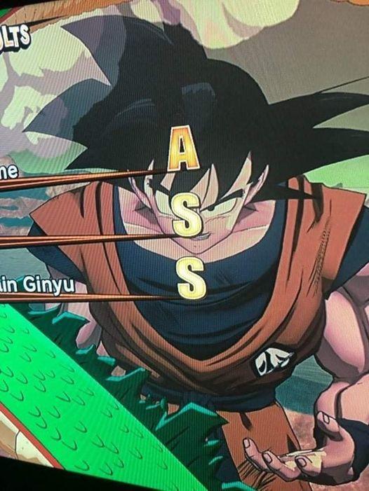 Goku sabe - meme