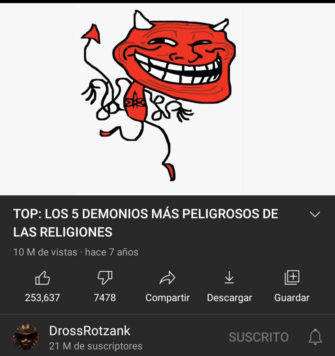 :trolldevil: - meme