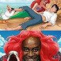 The Little Mermaid Movie be like