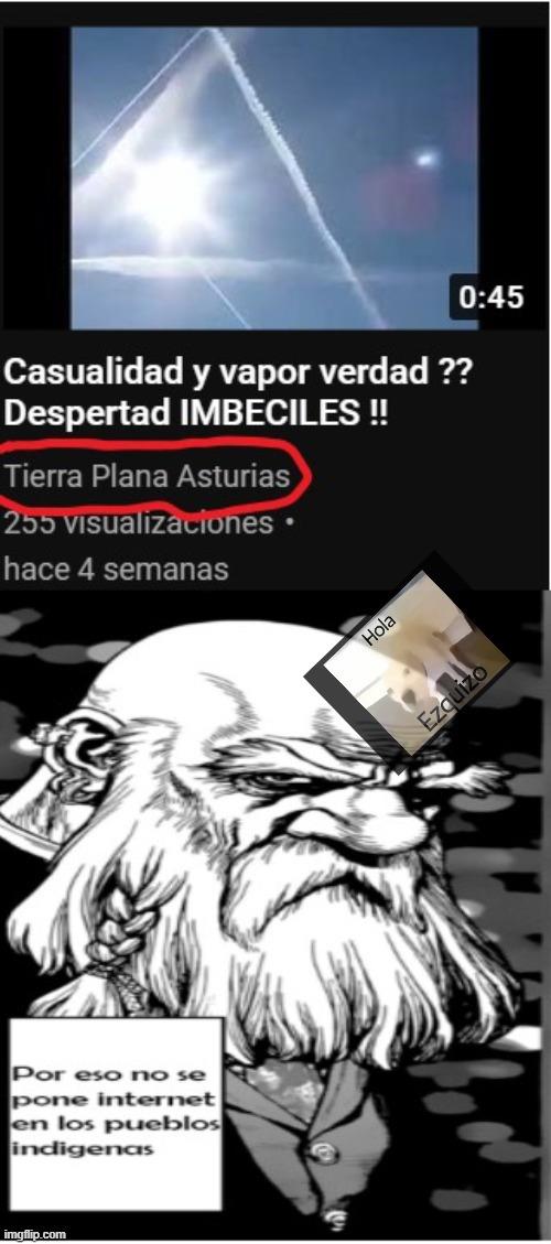 pueblos hispanohablantes - meme