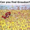 Groudon.