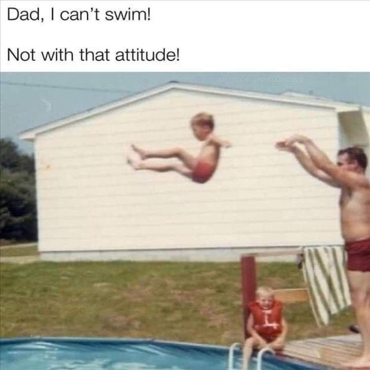 happy fathers day - meme