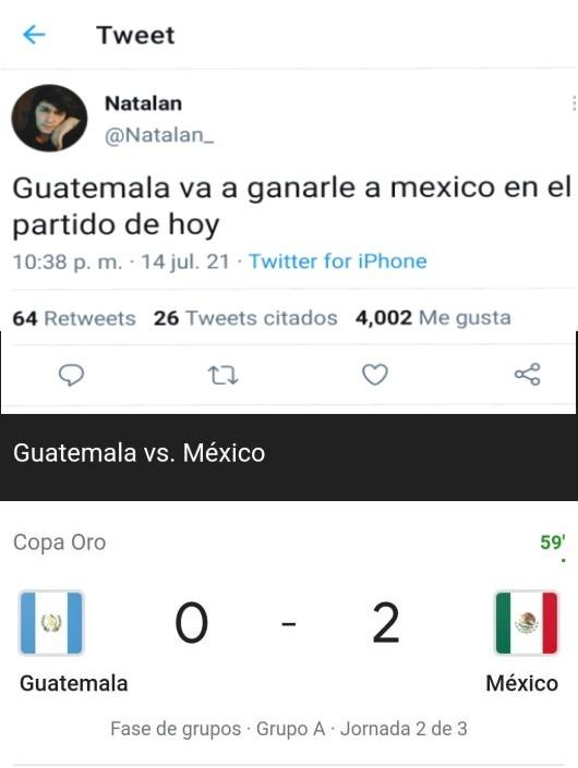 ganaron los mexichangos gg - meme