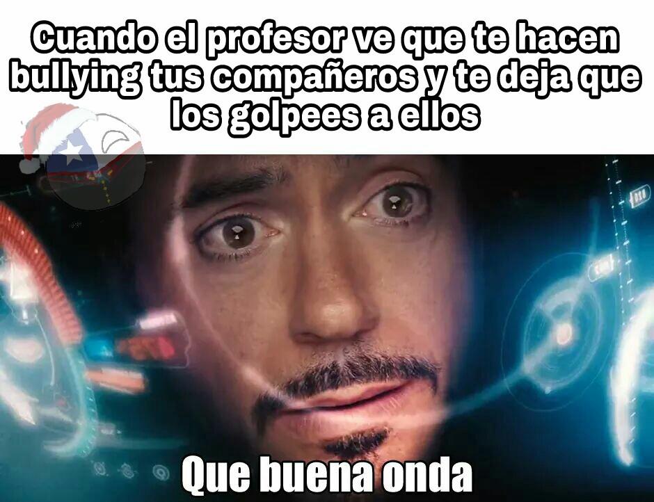 Créditos a: MemeBenja