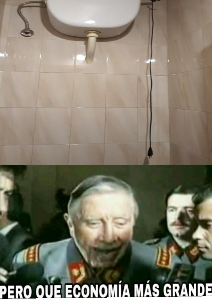 El cable - meme