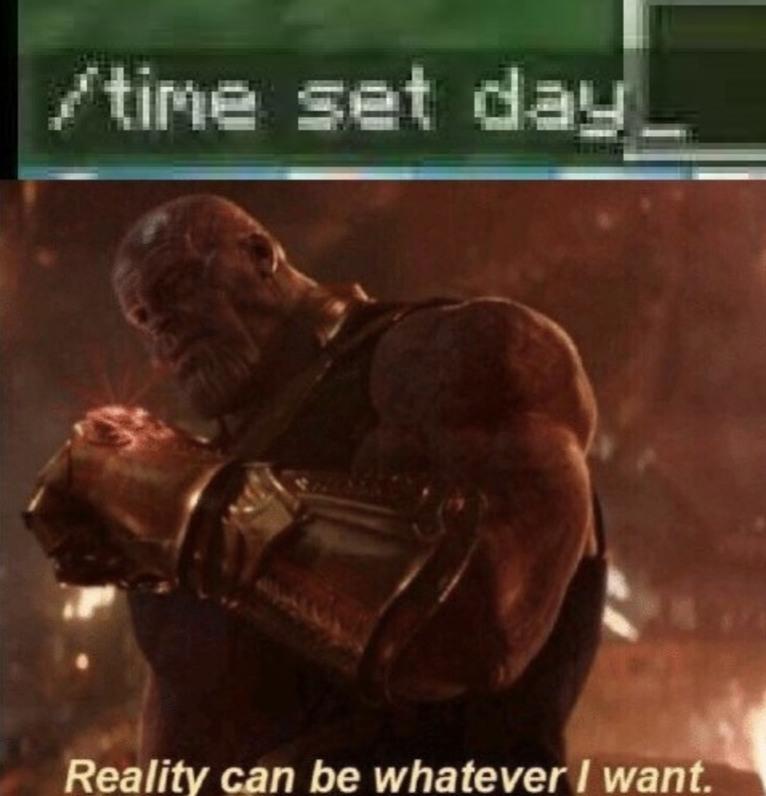 Minecraft lolz - meme
