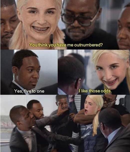 PerfectOdds - meme