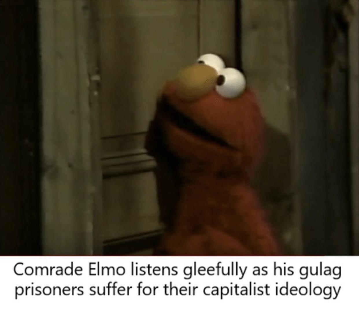 wanna hear a joke? capitalism - meme