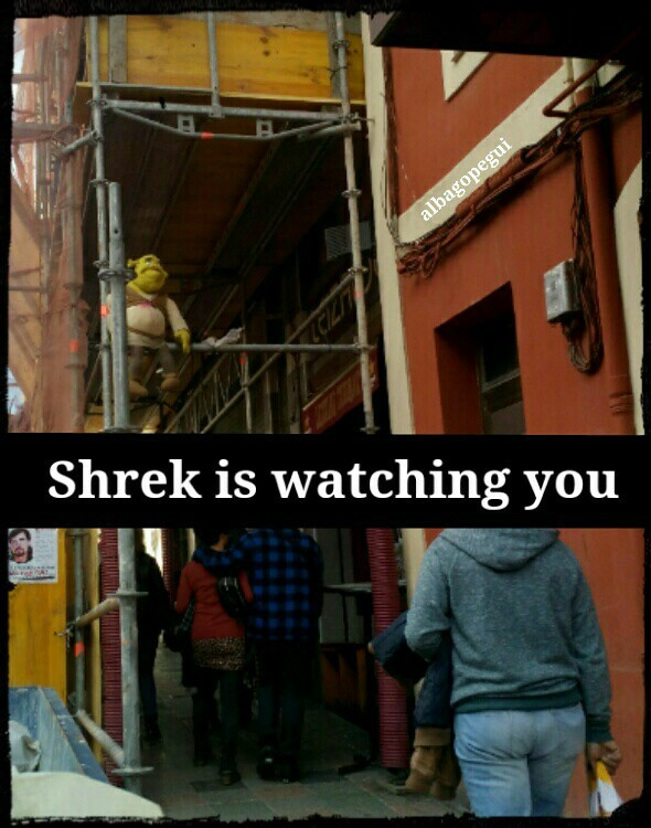 Highly disturbing - meme