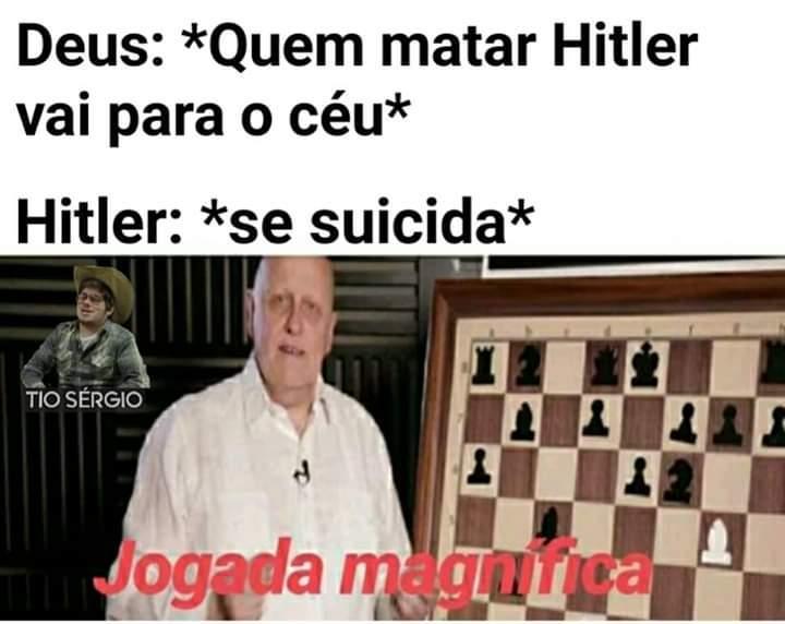 QUE HOMEM! - meme