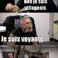Loup garoux