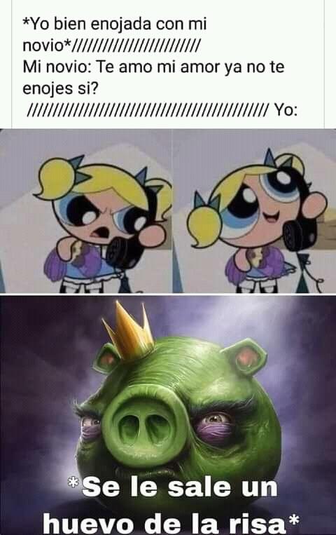El meme original lo hizo el de la derecha