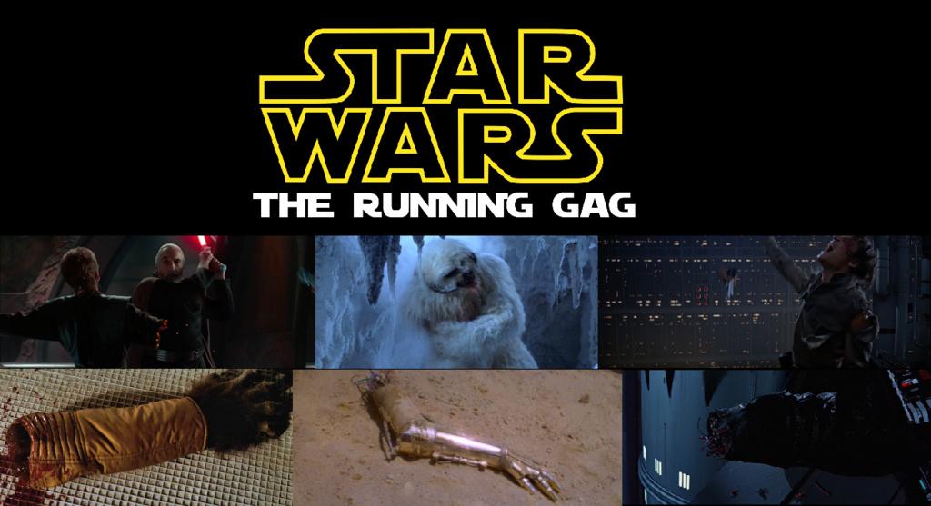 star wars the running gag - meme