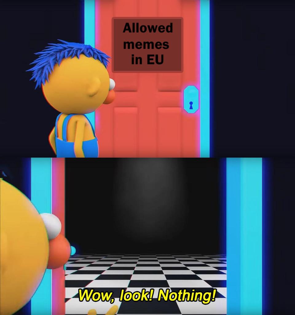 Current objective: SURVIVE - meme