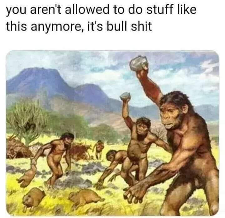 Good Olde times - meme