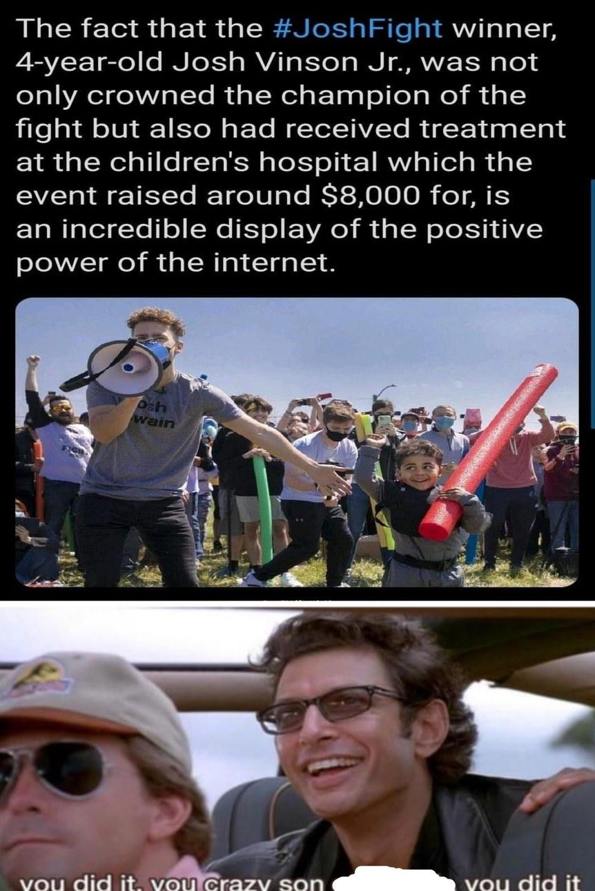 You did it!!! - meme