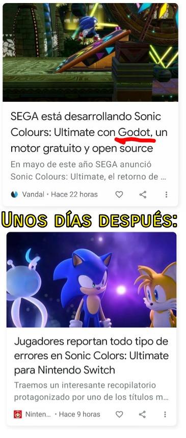 Sega :) - meme