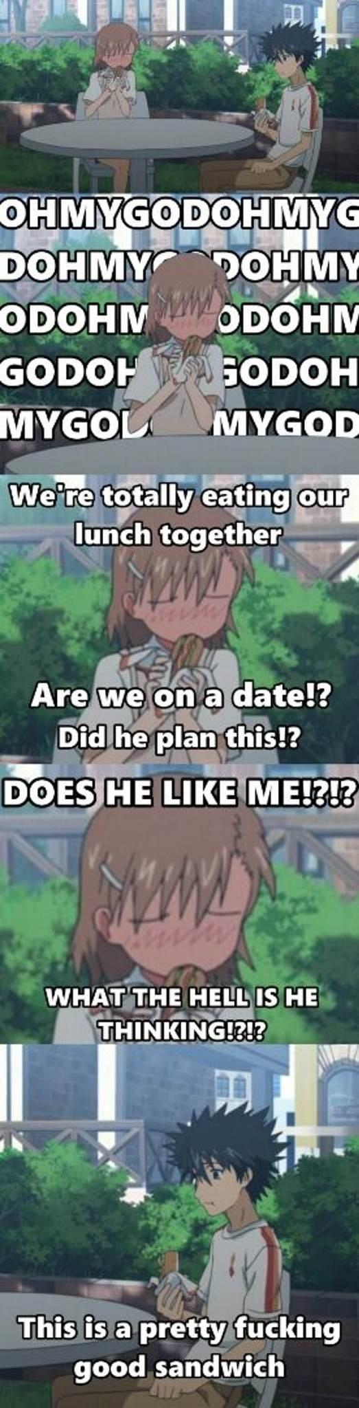 Lunch - meme