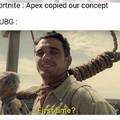 Pas d'idée de meme sry
