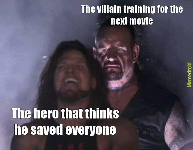 Second movie - meme