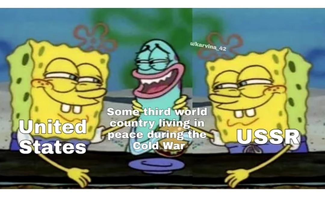 Third World Country - meme