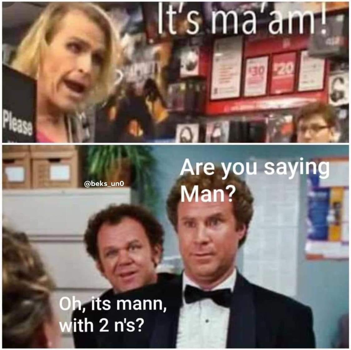 DOROTHY MANTOOTH IS A SAINT - meme