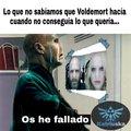 Voldemort y sus secretos