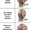 why the Americans
