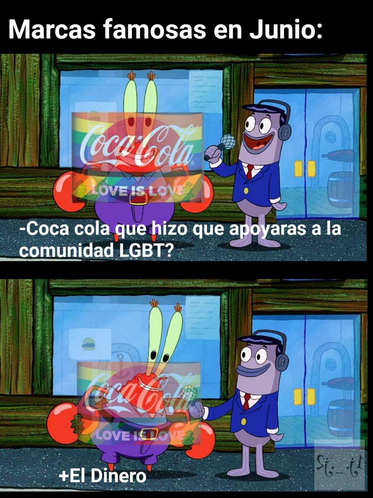 Coca cola gei - meme